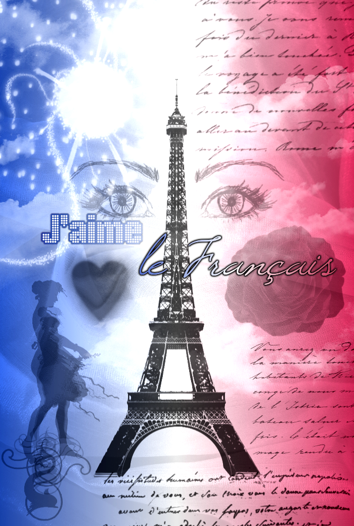 the letter j banner j aime le francais by atomicbrownie on deviantart 25170