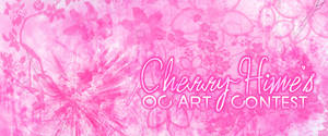 Cherry Banner - OC Art Contest