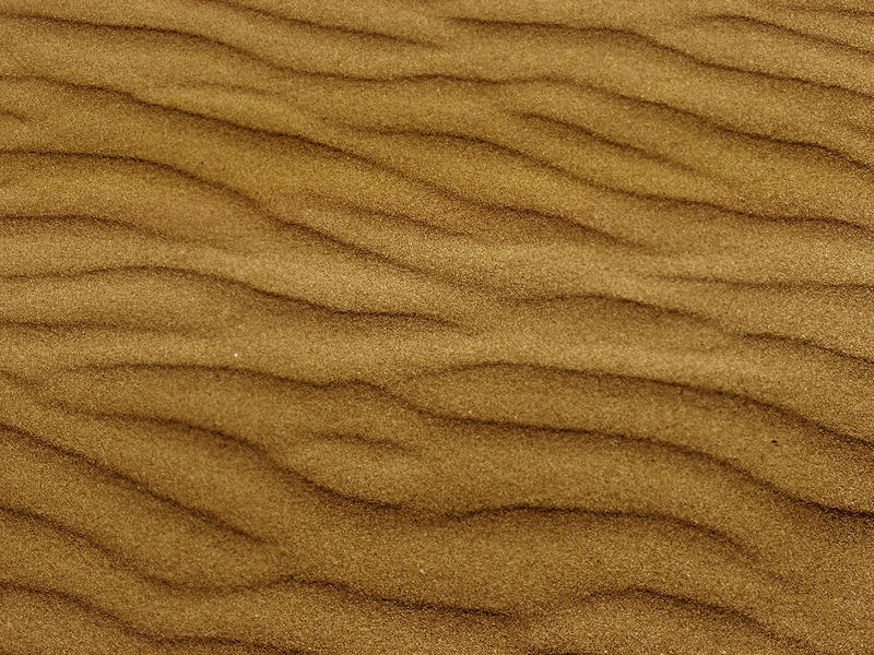 Waves of Sand by AtomicBrownie