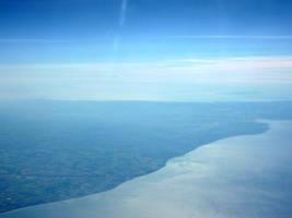 Mediterranean Coast by AtomicBrownie