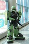 Mobile Suit Gundam: Zeon - Fanime 2012