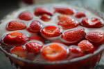 Sweet Strawberries by AtomicBrownie