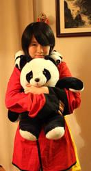 Hong Kong - Panda Family