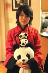 Hong Kong - Panda Stacking