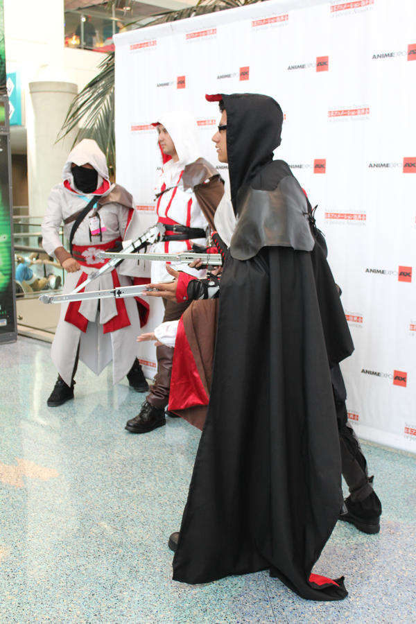 Assassin's Creed - AX 2012 by AtomicBrownie