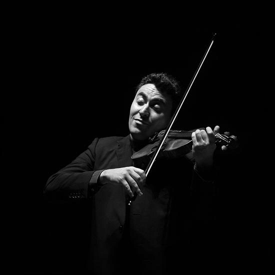 El Mejor Violinista del Mundo - Maxim Venguerov