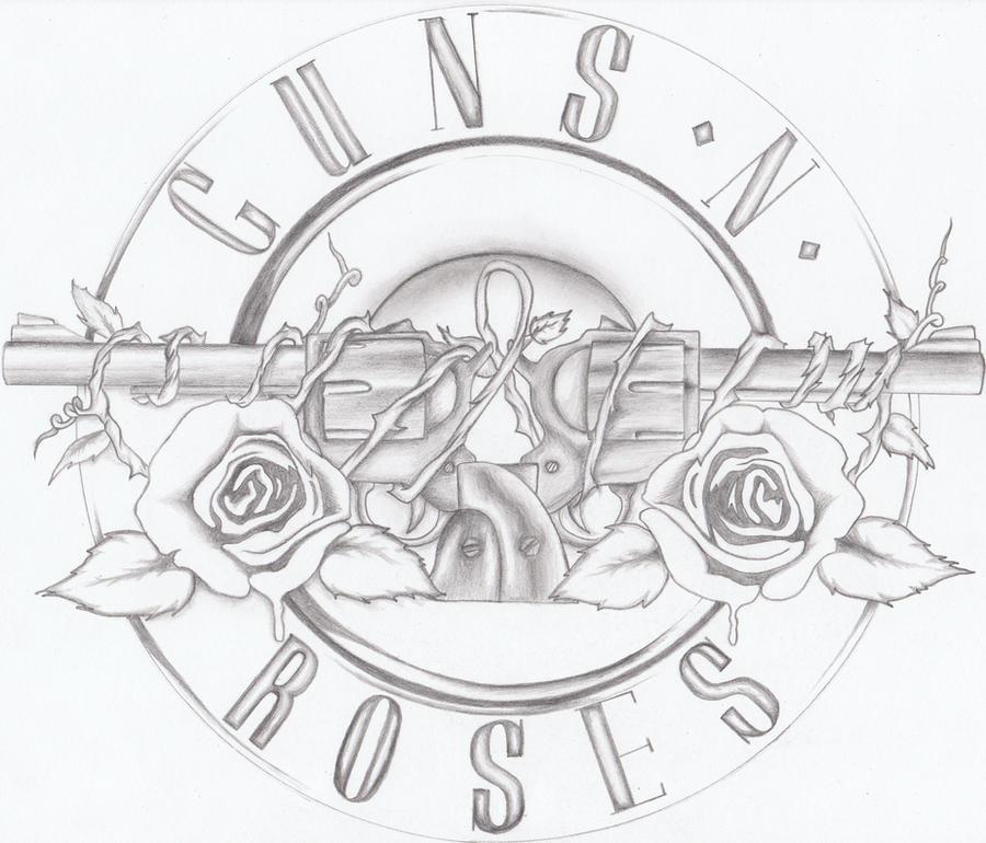 Guns N 39 Roses by Essentialfire