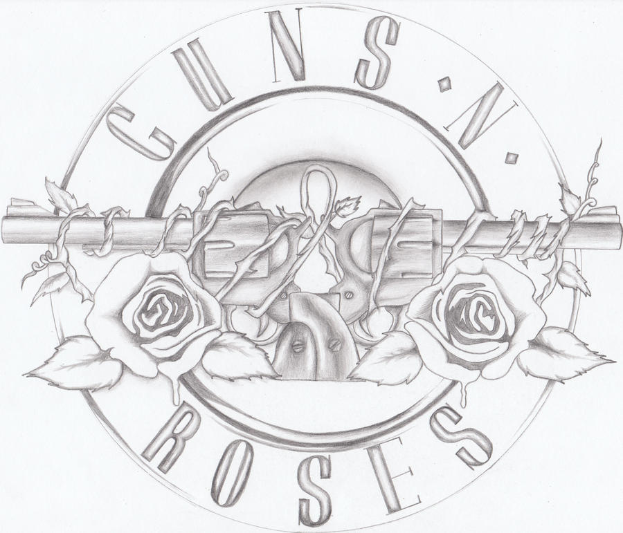 Guns N' Roses by Essentialfire on DeviantArt