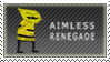 Aimless Renegade Stamp 1 by TELESCREEN
