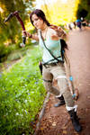 Lara Croft - Reborn by Fangx3