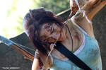 Lara Croft- Survivor is born