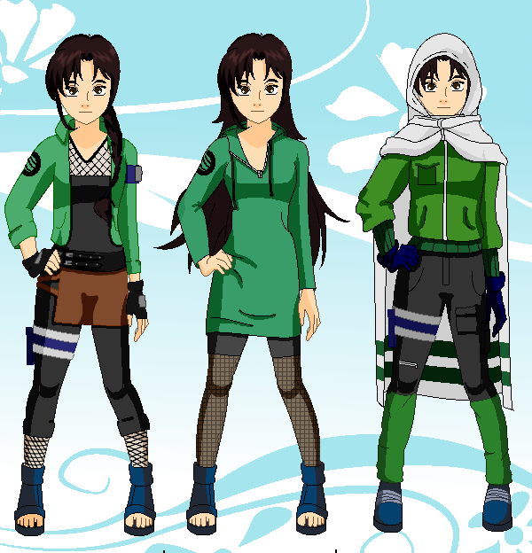 outfits by silverqueen on deviantart