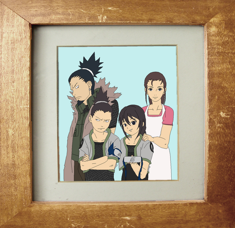family photo by silverqueen on deviantart