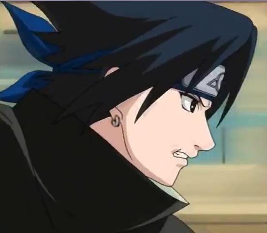Sasuke-In-Earrings by Silver-Queen