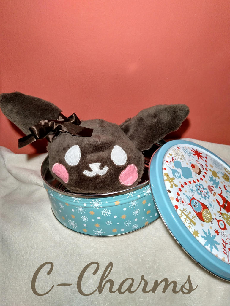 Chocolate Pikachu by Meeth28