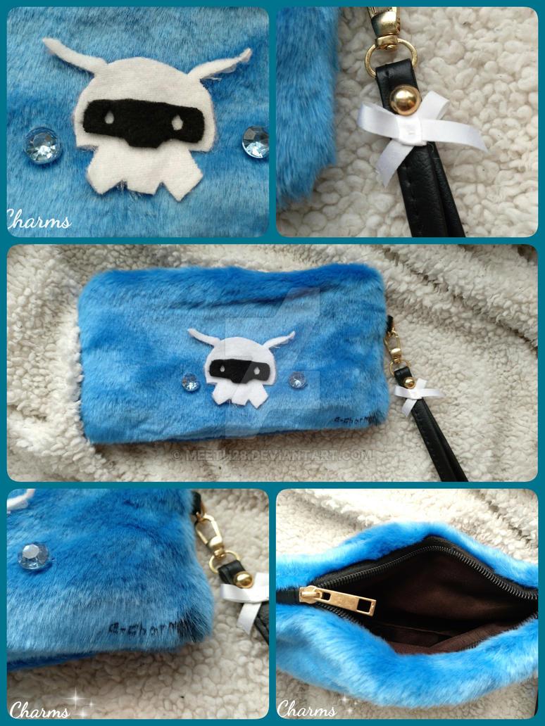 Snowball Mei overwatch handbag by Meeth28