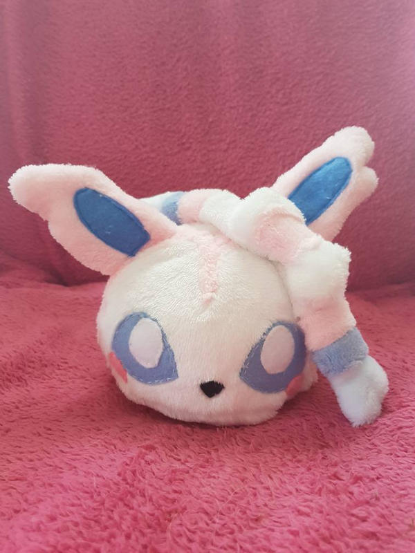 sylveon plush  by Meeth28
