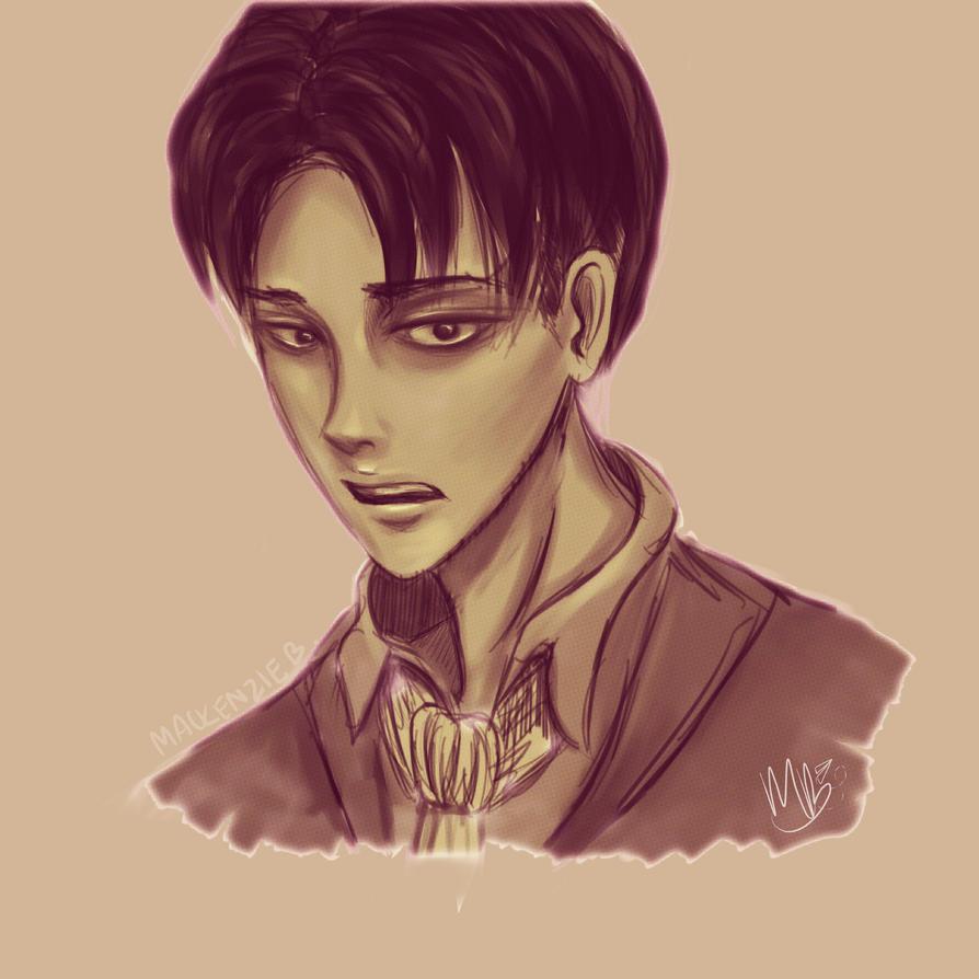 Levi by mackbutler3