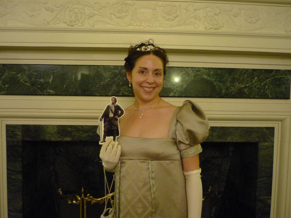 #PocketJamie and I at J.A. Evening by IreneAdler76