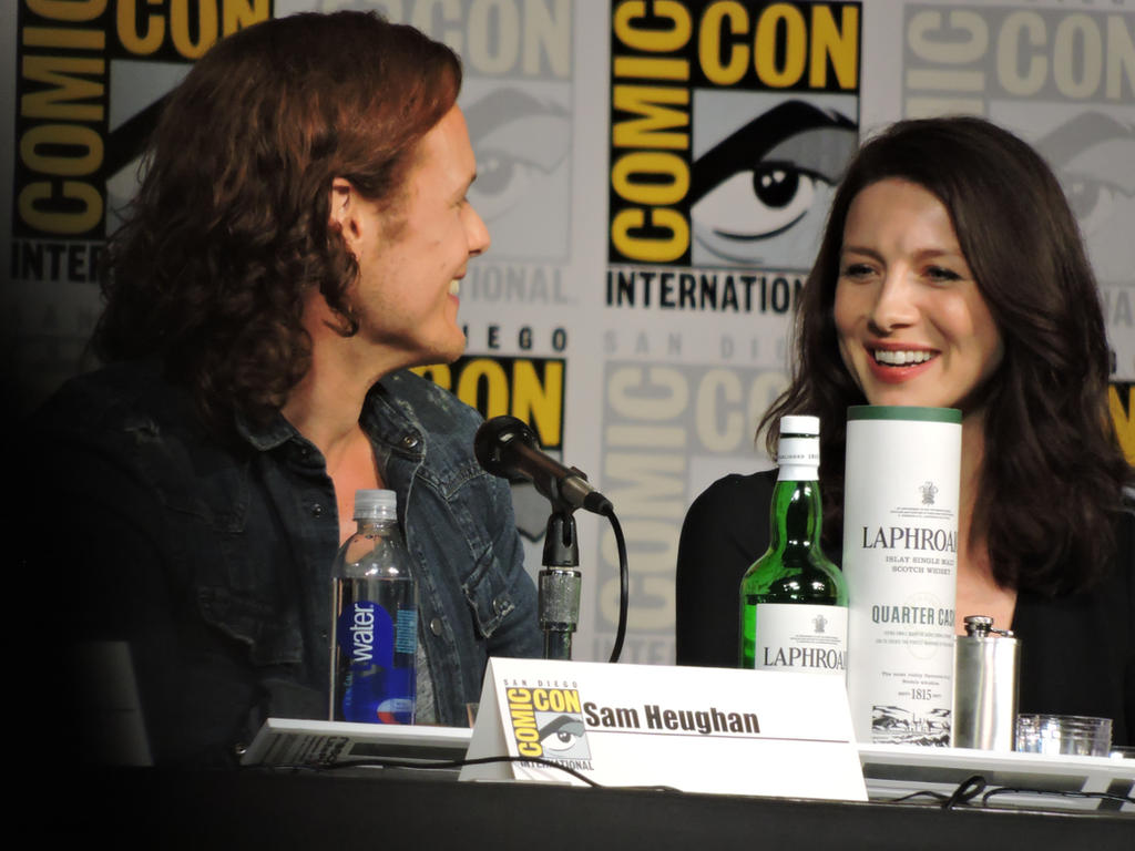 #Outlander Panel Close-up by IreneAdler76