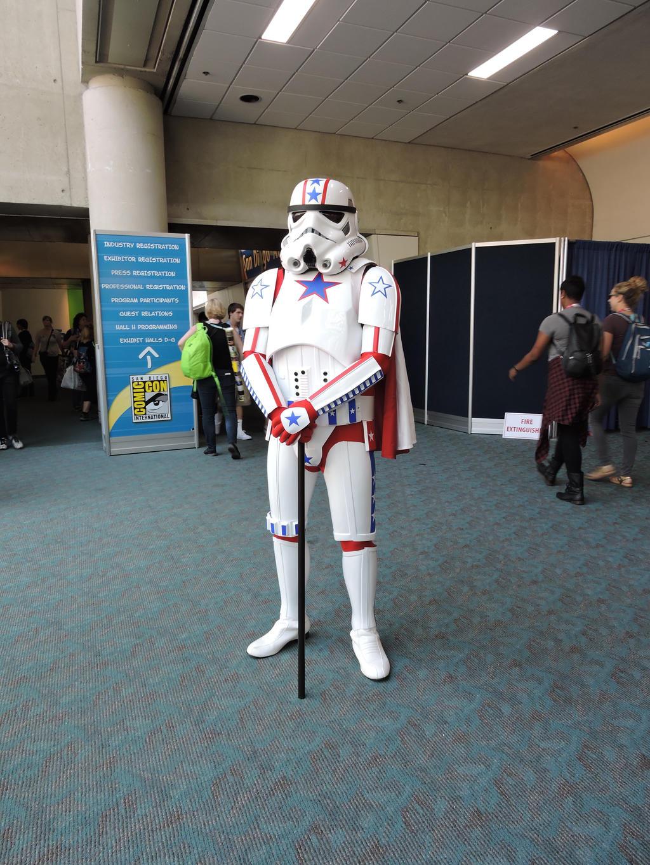 Stormtrooper 'Murica by IreneAdler76
