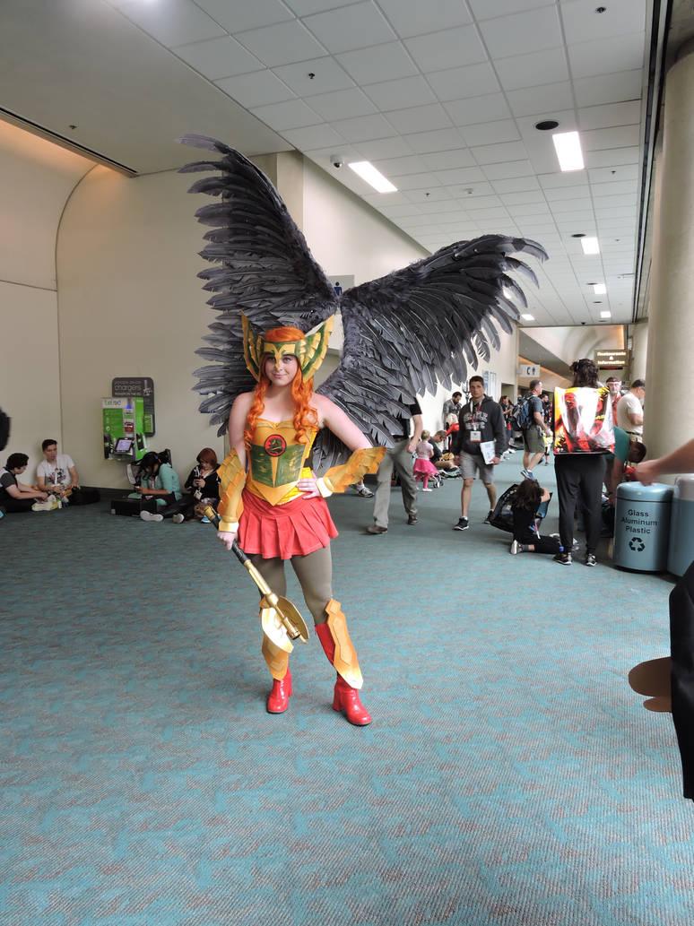 Hawkgirl by IreneAdler76