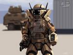 Heavy-Bot Concept