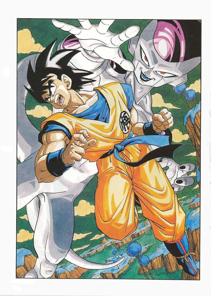 dragon ball the complete illustrations pdf