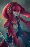 Zelda BotW - Mipha