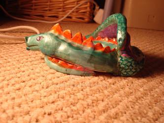 dragon ashtray