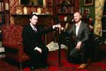 Double Mycroft by sleepingFrog