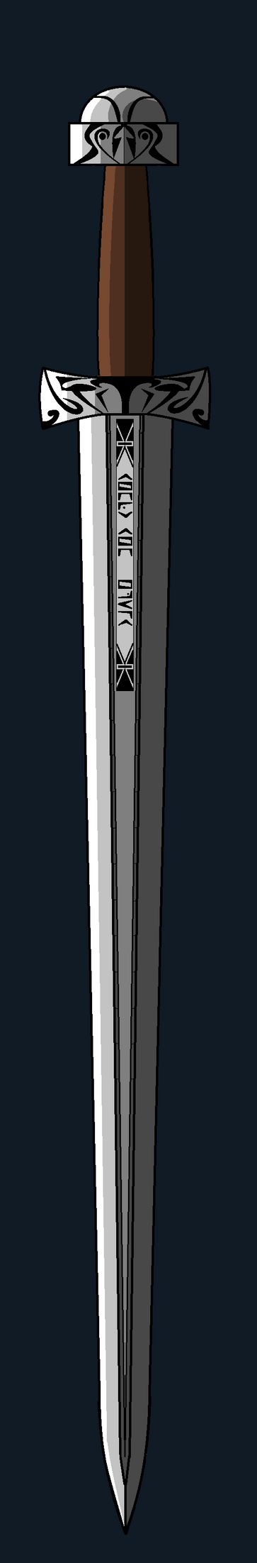 random sword by raziel674