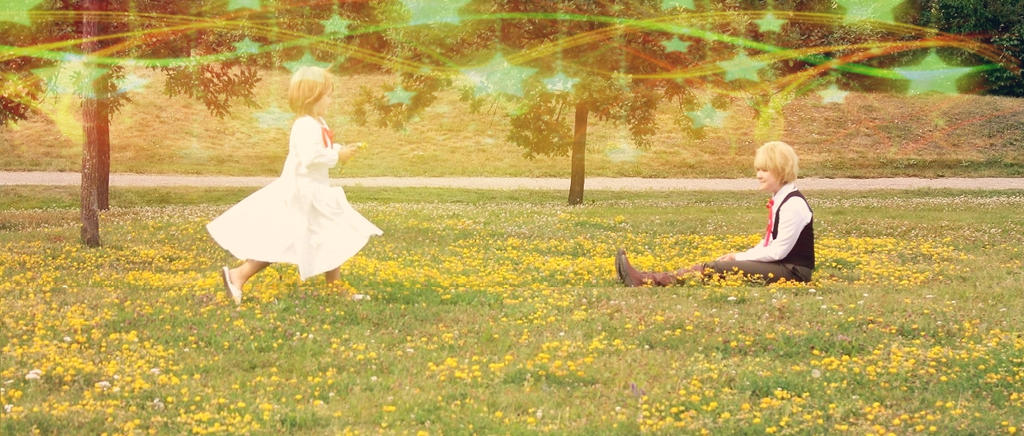 APH Do you believe in magic, little America? by Jassebaka