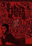 Hustlerfest '68 Poster Red
