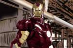 Digital Painting - Ironman WIP