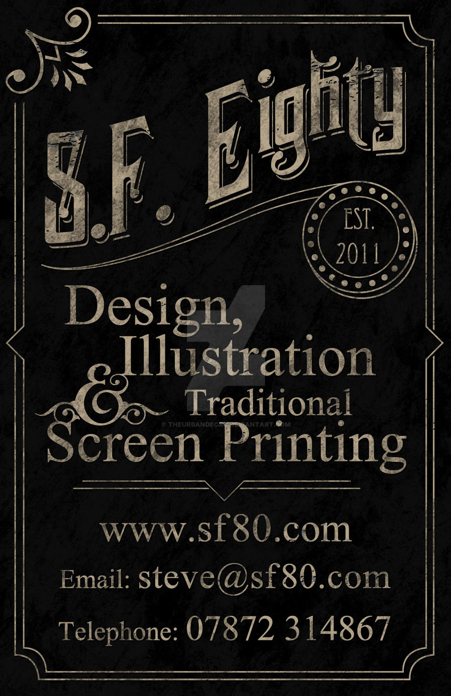 Sf eighty vintage style business cards by theurbandecay on deviantart sf eighty vintage style business cards by theurbandecay reheart Image collections