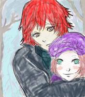SasoSaku-Winter1 by Gigicerisier