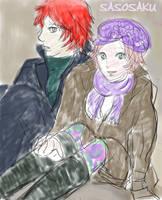 SasoSaku-winter2 by Gigicerisier