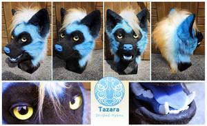 Tazara Hyena by FarukuCostumes