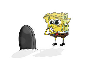 R.I.P Stephen Hillenburg by NickTheIrkenArtist
