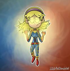 Captain Carol: Carol (TLH) by NickTheIrkenArtist