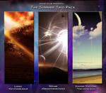 Space-Club Summer Trio Pack by Space-Club