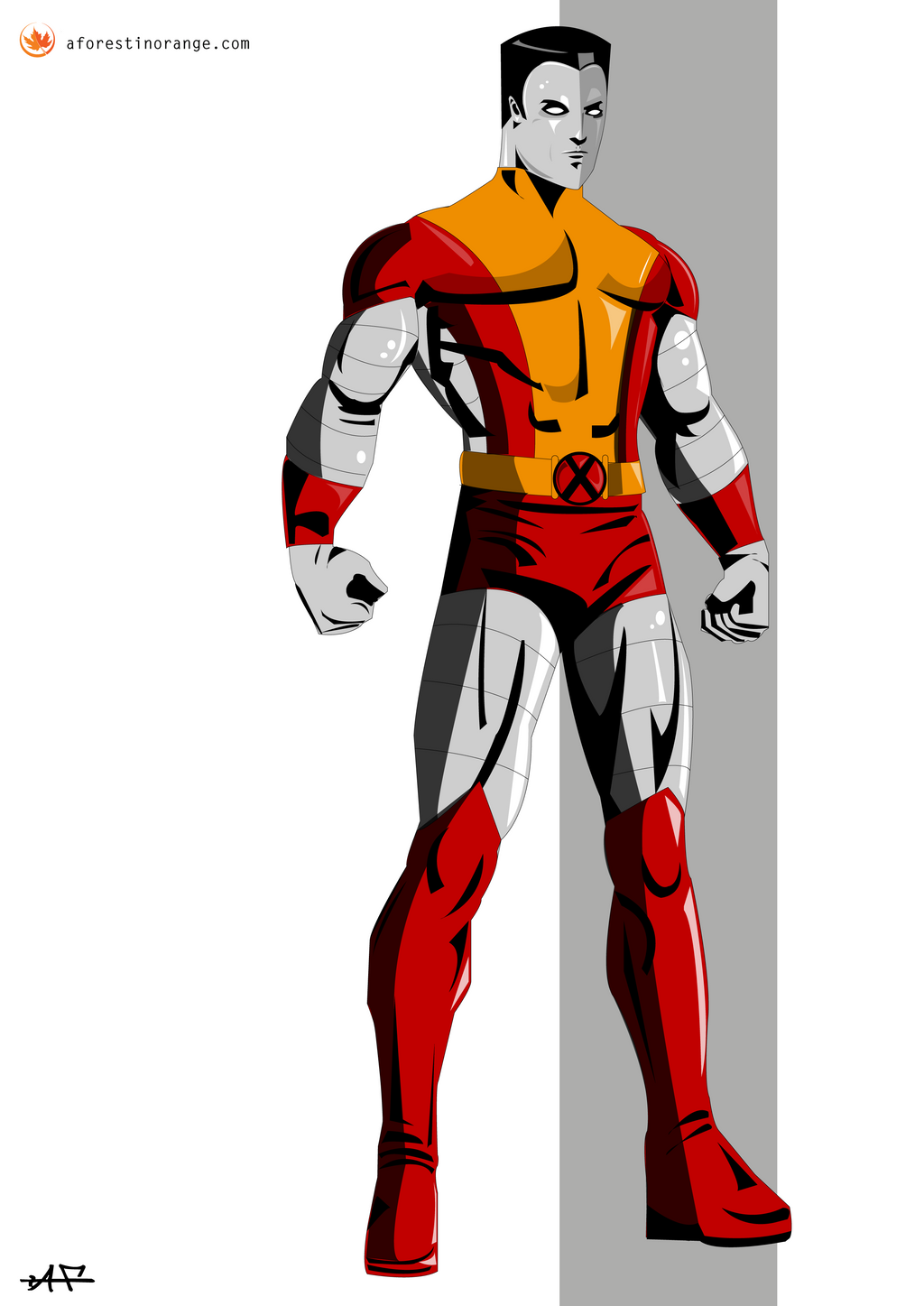 colossus marvel x men - photo #28