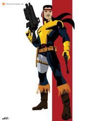 Forge (X-Men) by FeydRautha81