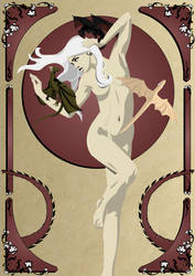 Daenerys Targaryen (nouveau) by FeydRautha81