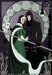 Rogue Gambit (Nouveau) by FeydRautha81