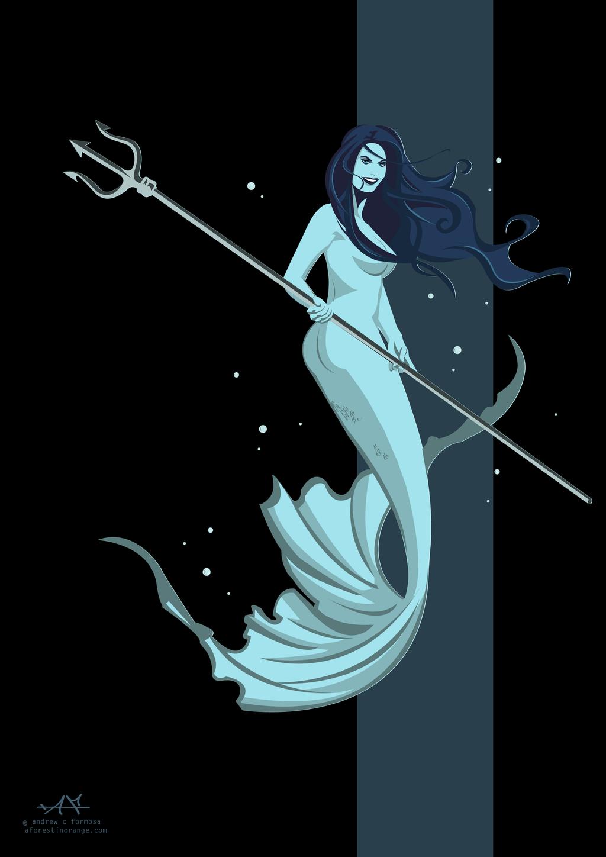 Mermaid by FeydRautha81