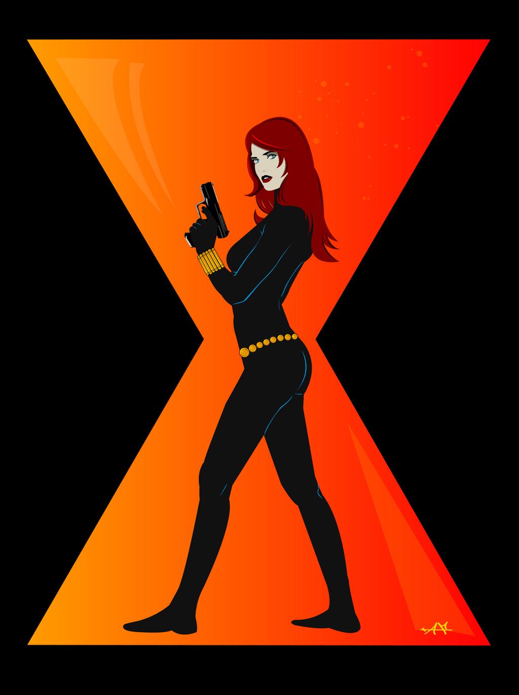 Black Widow Natasha Romanova  Wikipedia