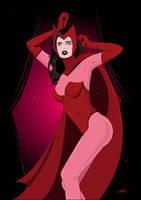 Scarlet Witch by FeydRautha81