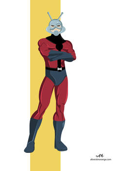 Ant-Man (Marvel)